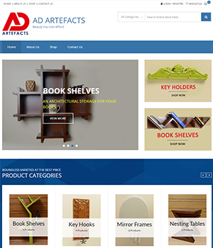 AD Artefacts Screenshot